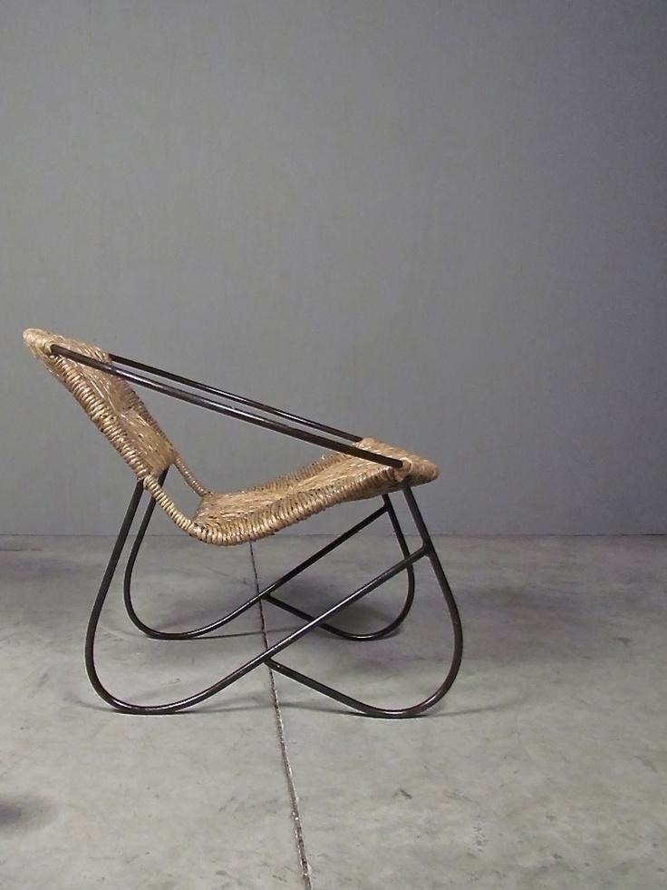 woven metal furniture. Mcphee Woven Chair Metal Furniture I