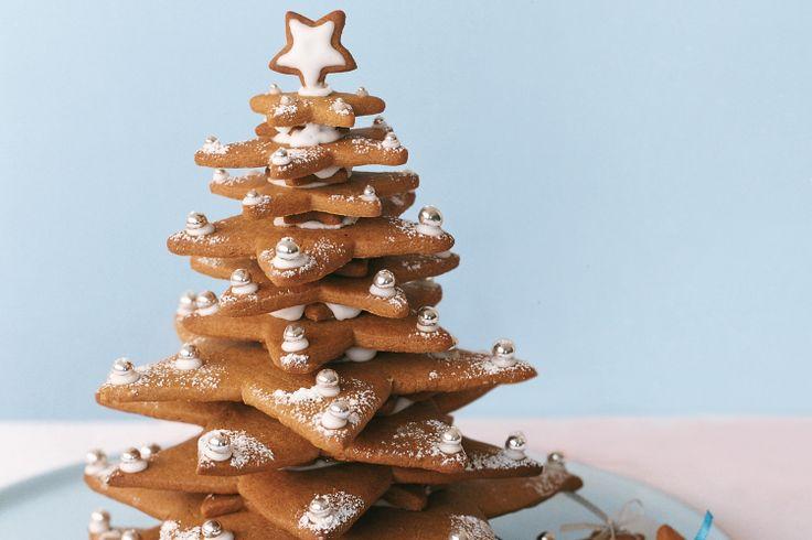 Merry Christmas! Make your table center piece edible! :)