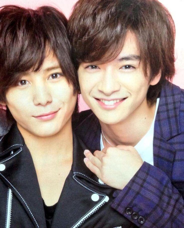 Hey Say Jump : Yamada Ryosuke, Chinen Yuri