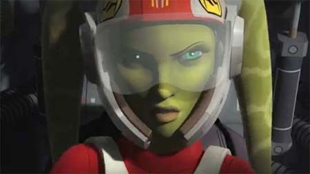 Star Wars Rebels Season 4 (trailer).