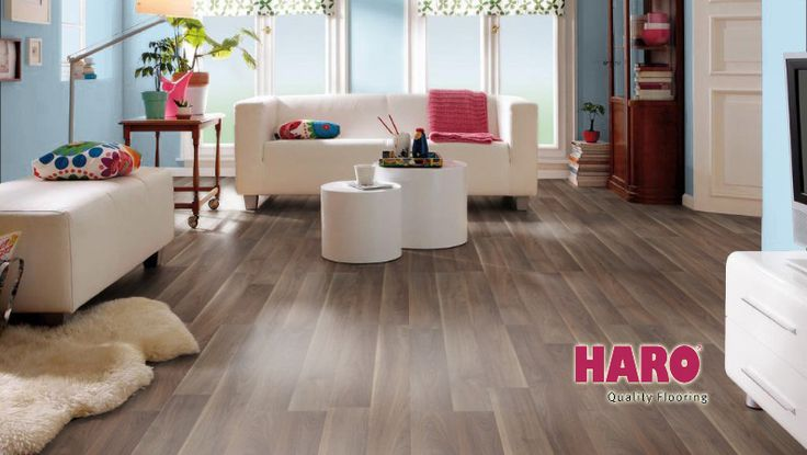 HARO Tritty 100 Laminate Floor Burnaby Vancouver 604-558-1878
