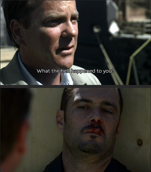 Jack Bauer Funny Quotes: 191 Best 24 Images On Pinterest