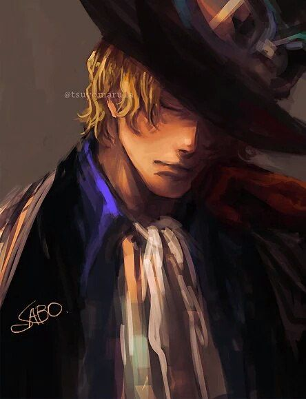One Piece - Sabo