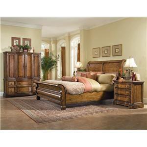 Bernhardt Villa Hermosa Bedroom