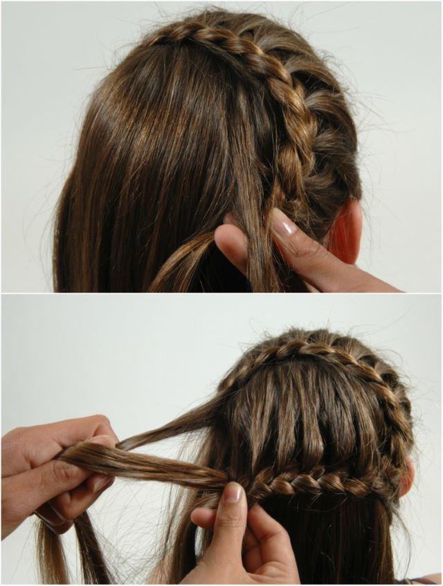 Schone Madchen Frisuren Zum Nachmachen Hair Styles Braided Hairstyles Kids Hairstyles