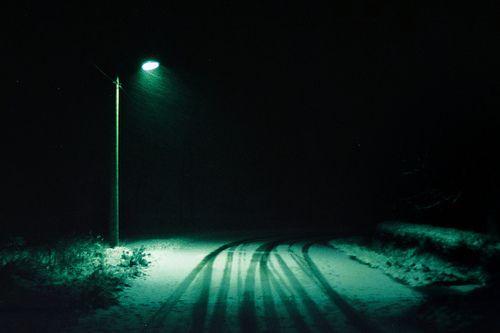 goodnight snow by dramatolog on Flickr.
