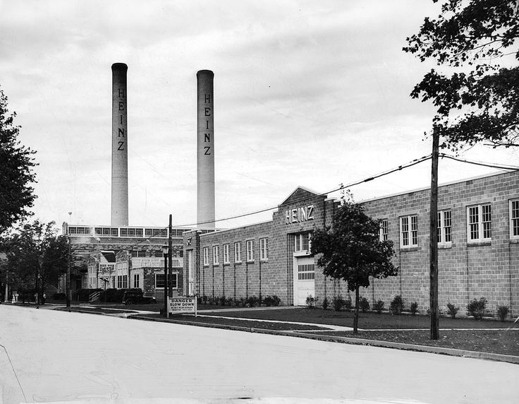 The exterior of the H.J.Heinz Company of Canada Limited in Leamington, Ont. is pictured in this undated file photo. (FILES/The Windsor Star)