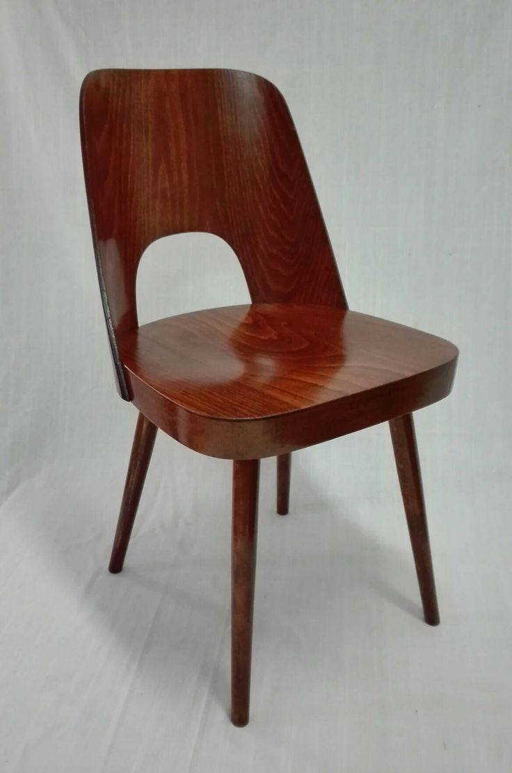 Very famous vintage chair by Oswald Haerdtl by ClockedIt on Etsy