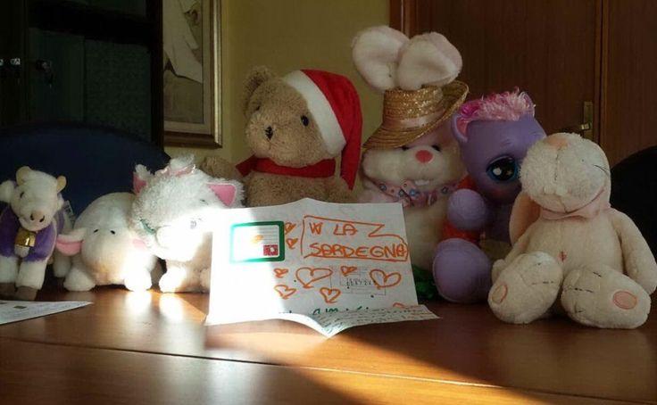 Da Milano guardando i telegiornali è rimasta colpita dalla tragedia dell'alluvione in Sardegna. E così una bambina di nove anni ha deciso di regalare i suoi giocattoli ai bambini sardi. Aiutata dai genitori, ha spedito uno scatolone pieno di doni al Comune di Nuoro con una letterina con tanti cuoricini e la scritta 'W la Sardegna'