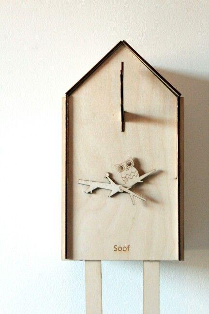 Koekoeksklok van Studio Soof