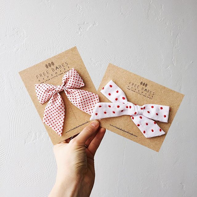 how to make baby hair bows