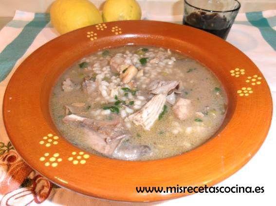 Arroz brut de Mallorca hecho con la thermomix. Rico rico #recetas #thermomix #arroz