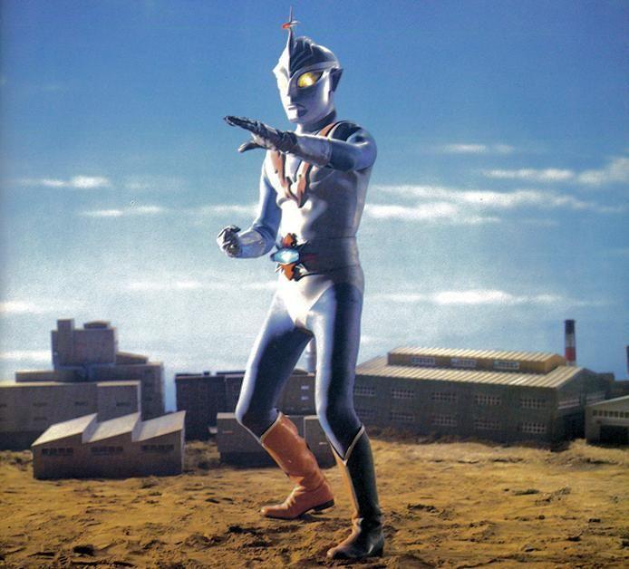 """Zone Fighter"" Ryusei Ningen Zone"