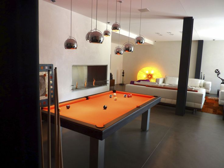 Fantastic Dining Table Pool Table Combo
