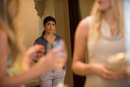 Review: Salma Hayek Skewers a Boor in Beatriz at Dinner