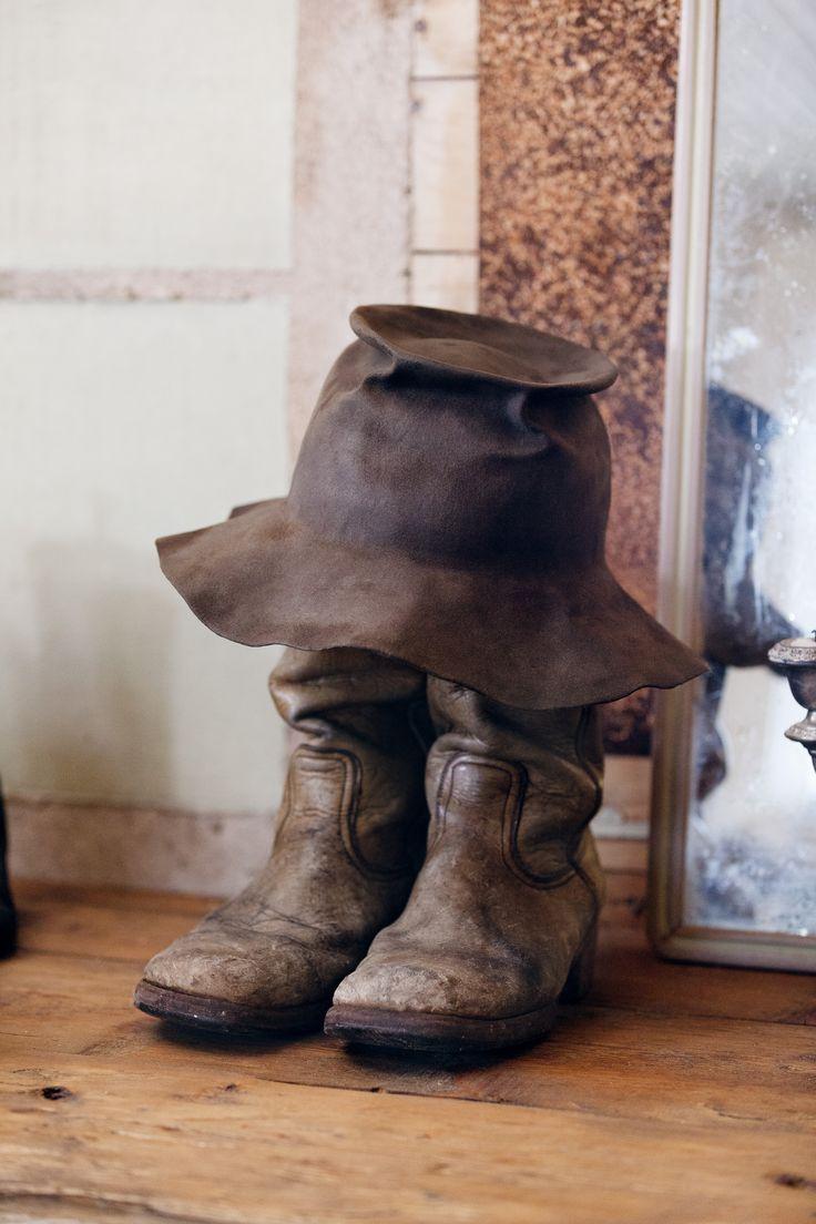 Photographer Jonas Lindström - Horisaki Hat Workshop in Residence Magazine