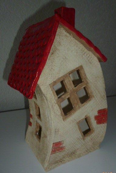windlicht oder r ucherh uschen ton weihnachten. Black Bedroom Furniture Sets. Home Design Ideas
