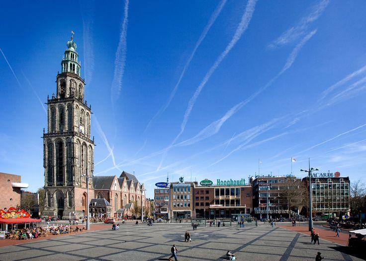 Grote Markt, Groningen, the Netherlands