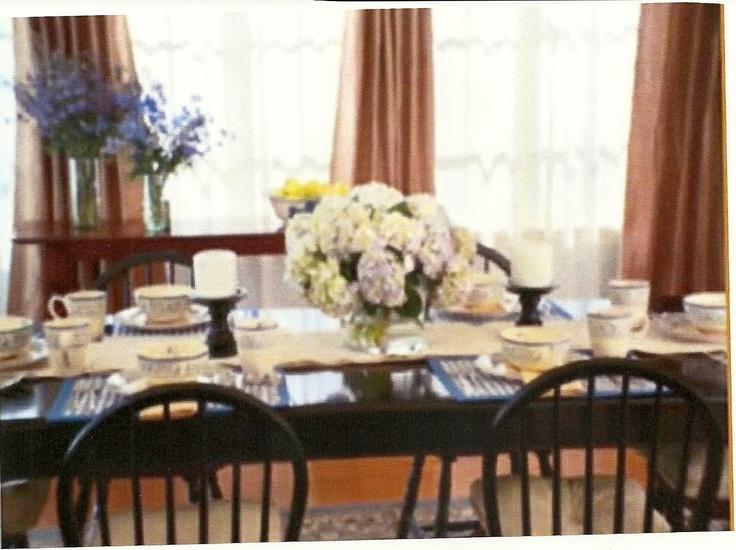 X  Kitchen Table