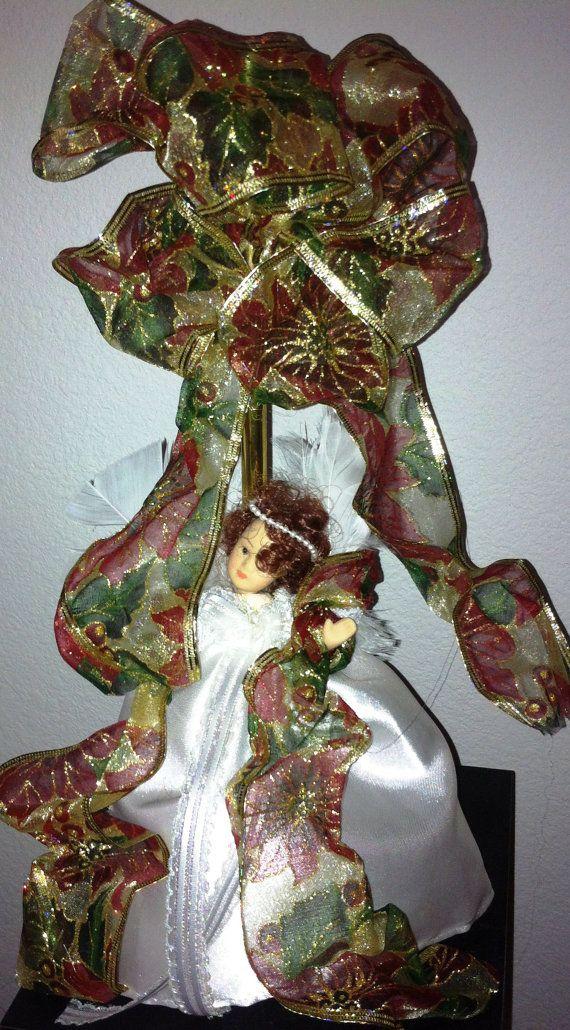 Angel Candle Holder by CandysDecor on Etsy