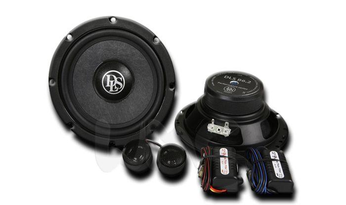 """Компонентная акустика DLS B 6.2, 6,5"""" (16,5 см), 60 Вт."""
