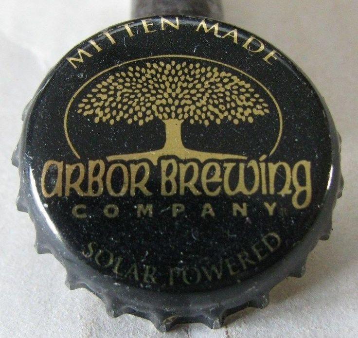 ARBOR BREWING COMPANY ANN ARBOR MICHIGAN NO DENTS USED MICRO CRAFT BEER CAP