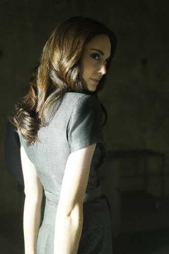 Mallory Jansen in Agents of S.H.I.E.L.D. (2013)