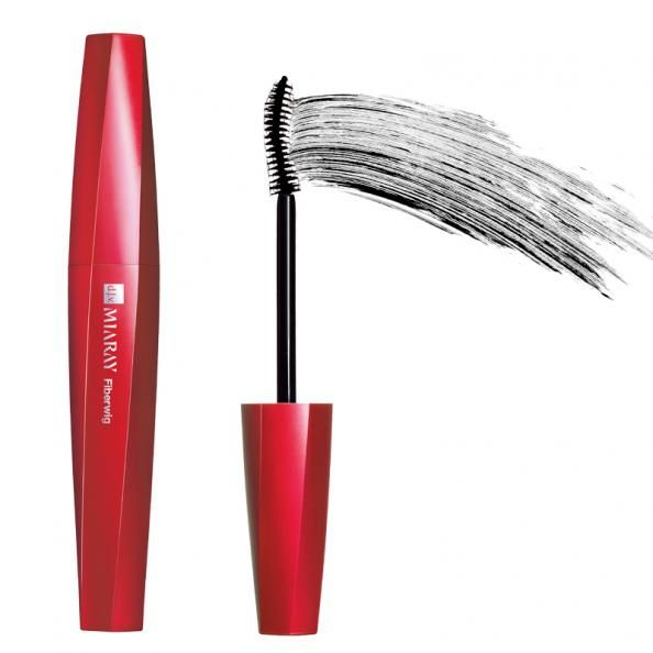 This mascara is basically false lashes in a bottle.