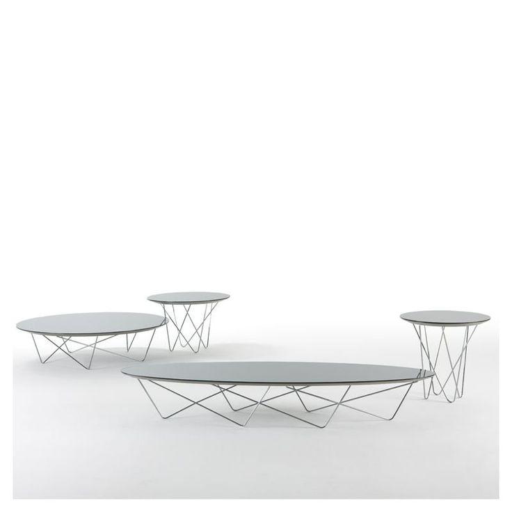 pour votre salon contemporain quelle table basse design yohsi kendo ronde ovale - Pied Pour Table Basse En Verre