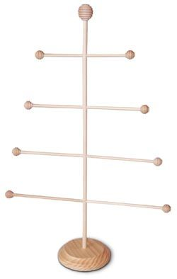 Wooden Ornament Tree for Jesse Trees  Perfect for our first Jesse Tree next Christmas!
