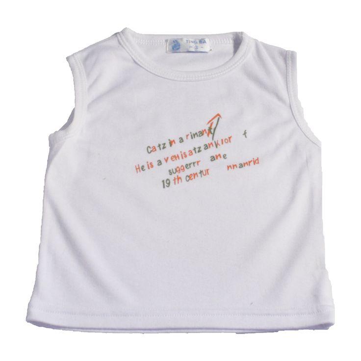 Fehér trikó (98)