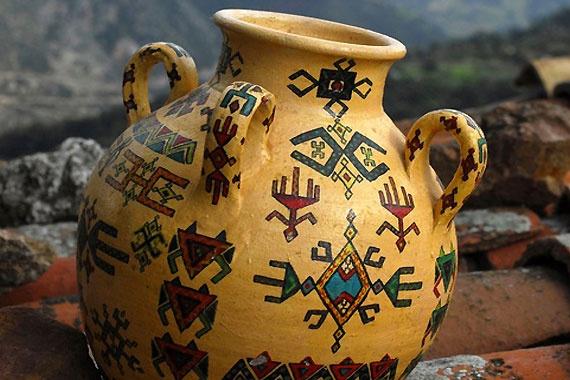 Kabyle pottery - Algeria