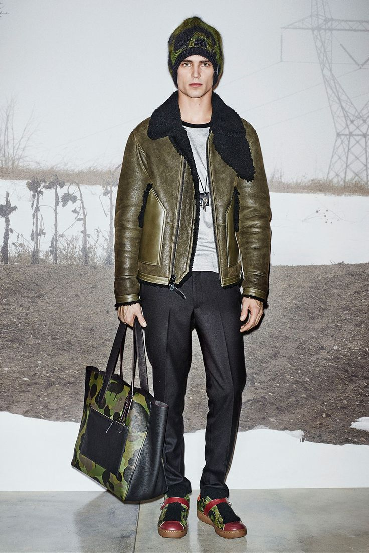 Coach Fall 2015 Menswear - Collection - Gallery - Style.com