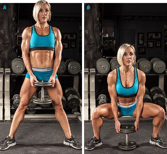 Bodybuilding.com - 4 Effective At-Home Weight-Loss Workouts!