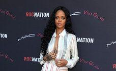 Rihanna releva a Nicki Minaj como imagen de Viva Glam