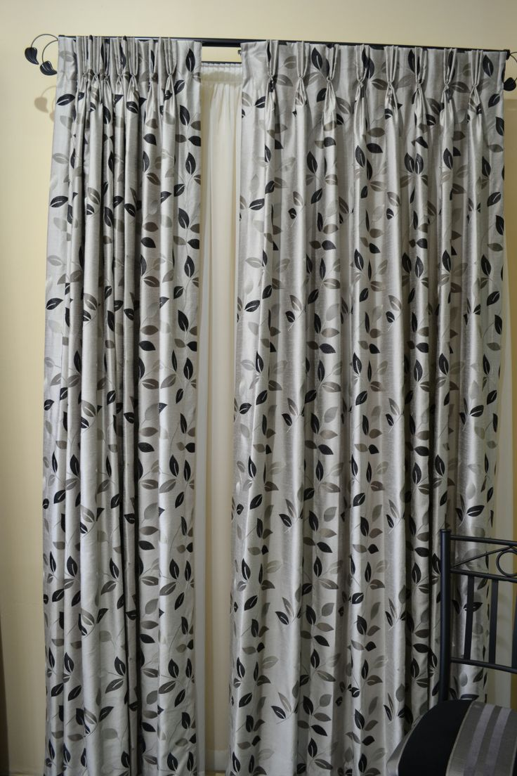 68 best Curtains images on Pinterest | Blinds, Shades and Pleated ... for Pencil Pleat Curtains On Track  29jwn