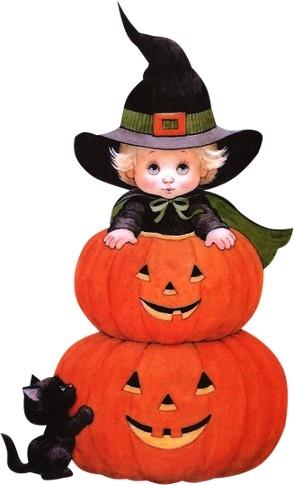 Ruth Morehead - Halloween