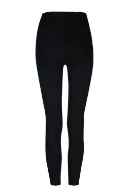 Black High-Waisted Skinny Trousers TALLY WEiJL