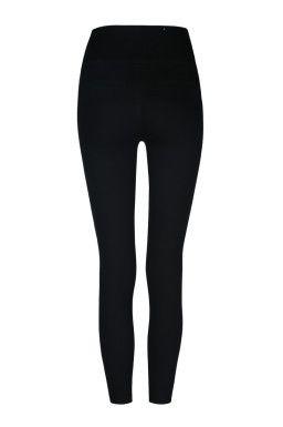 Black High-Waisted Skinny Trousers TALLY WEiJL