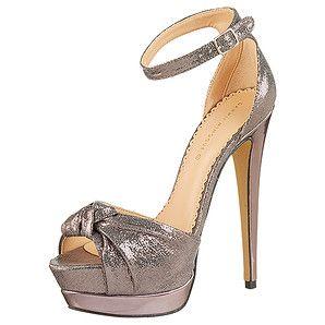 Dannii Minogue Petites St Tropez Gunmetal Crackle Shoes – Target Australia $99.oo * tomorrow yay
