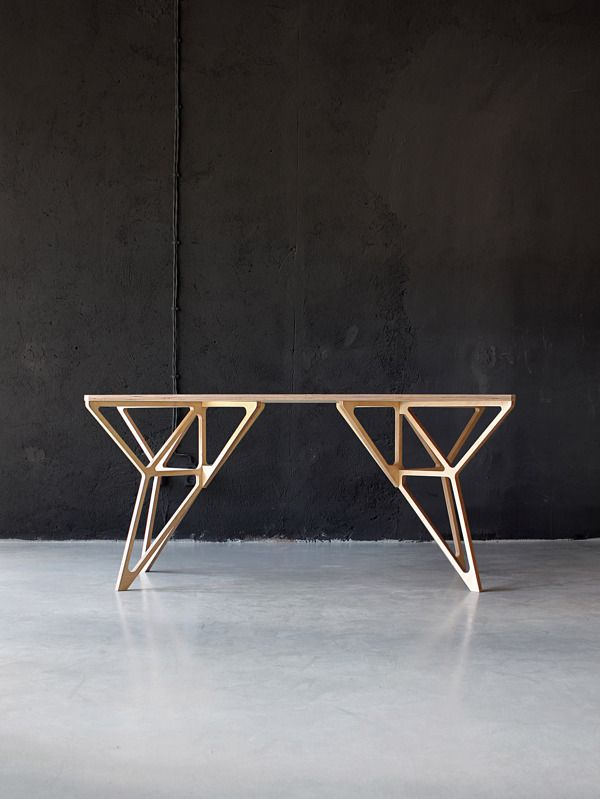 "vertigehorizontal: "" Plywood Collection, by Aid Bureau / Dont DIY """