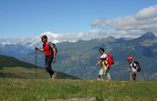Valle de Aosta, Europa con niños