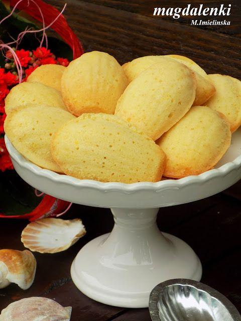 Domowa Cukierenka - Domowa Kuchnia: magdalenki