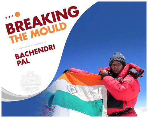 Fairer sex did not opt for this unconventional career path earlier. Now, we see many women who are daring enough to go against the flow. Bachendri Pal from Uttarakhand became the first woman to climb Mount Everest and inspired many such women to follow their individualistic paths. #NoGenderBias #Proud   #Brave   #Women