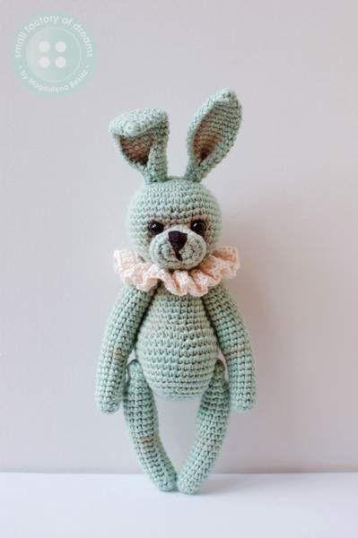 Mint Bunny By Magdalena Bekisz - Bear Pile