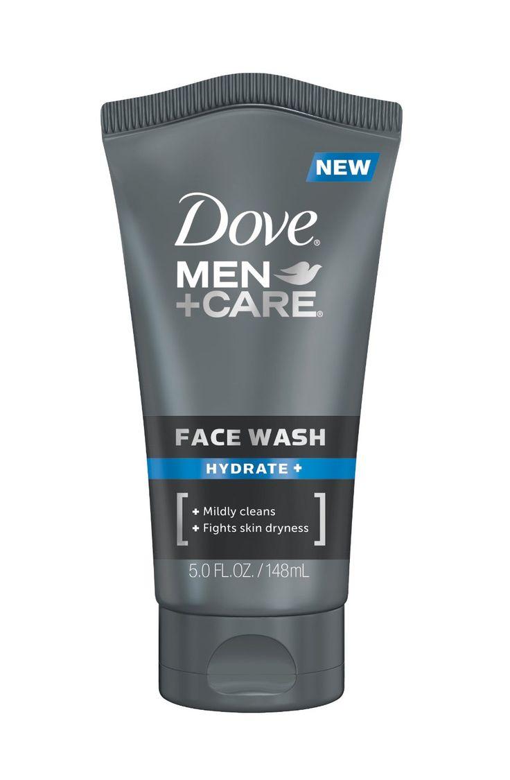 7. Dove Men Face Wash – Skin Care