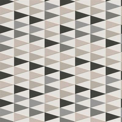 Walls Republic R439 Modern Geometric Trigonal Wallpaper