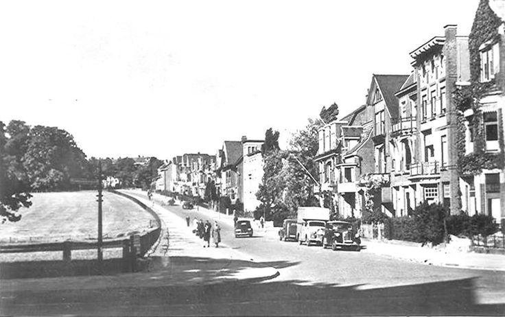 Arnhem: Sonsbeekweg, ca. 1950