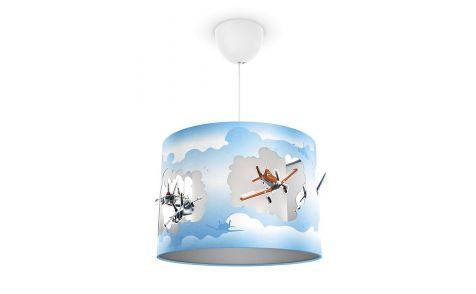 HANGLAMP PLANES BLAUW PHILIPS - Plafondlamp, Pendel, Prinses | De Boomhut