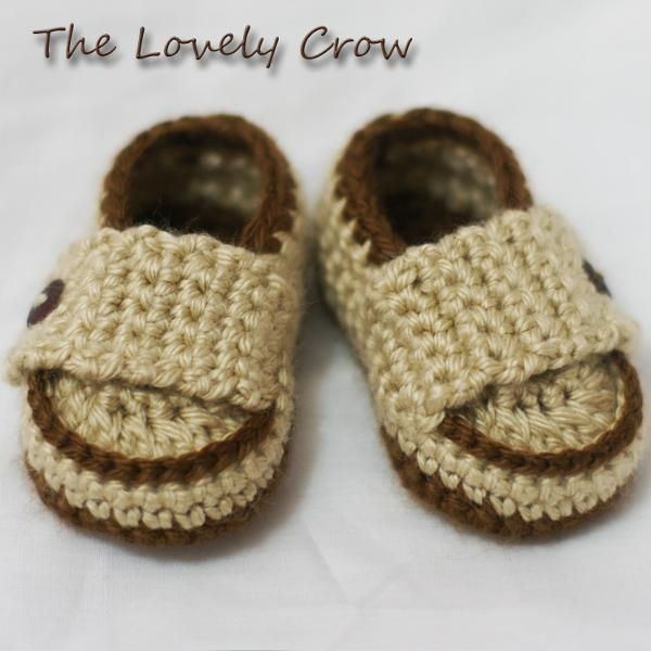 ... to Pinterest Crochet Shoes, Crochet Baby and Crochet Baby Shoes